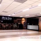 【曼谷廊曼機場】Sleep Box 補眠專用膠囊旅館@ Don Mueang International Airport T2